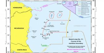 World Court gives Colombia the islands, Nicaragua the waters